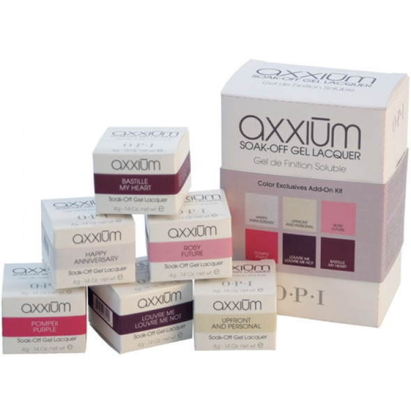 OPI Axxium - Color Exclusives Add-On Kit #06211 *