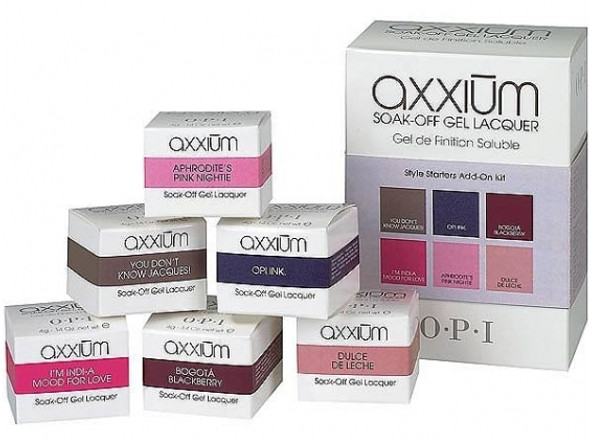 OPI Axxium - Style Starters Add-On Kit #05845 *