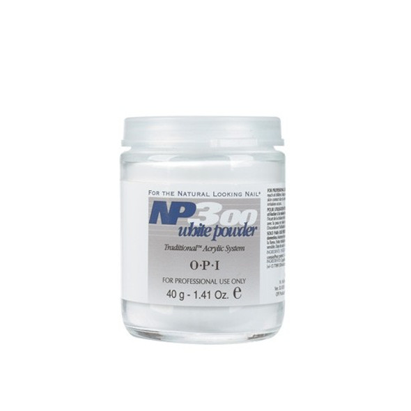 OPI - NP300 White Powder 1.41oz #03926 *