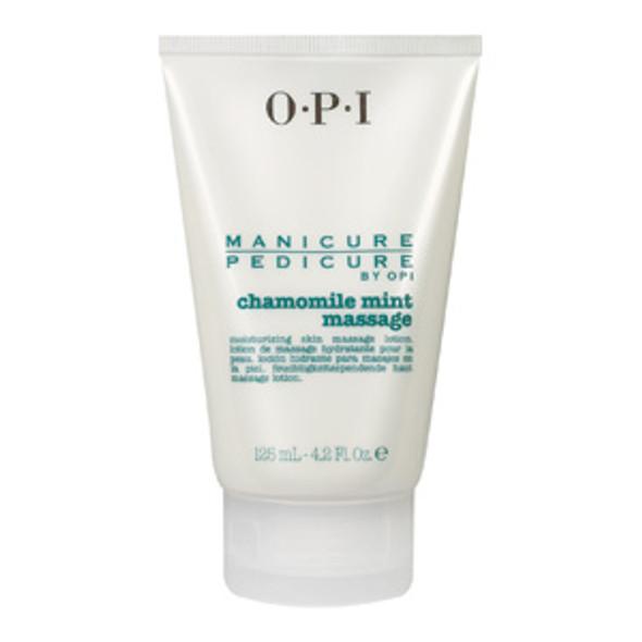 OPI Pedicure & Manicure - Chamomile Mint Massage 4.2oz #08705
