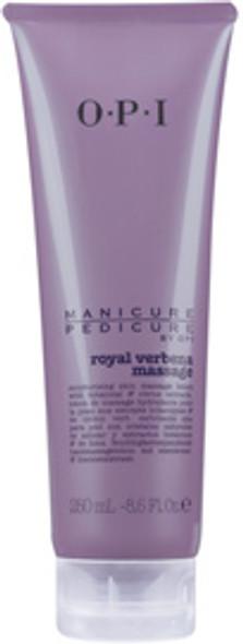 OPI Pedicure & Manicure - Royal Verbena Massage 8.5oz #06226 *