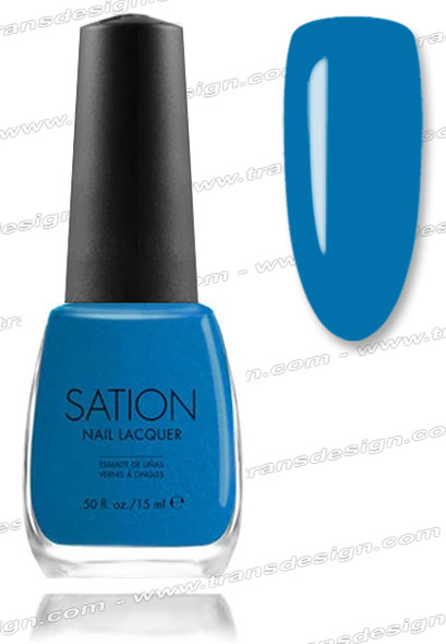 SATION Nail Lacquer - Cast a Spill on You 0.5oz