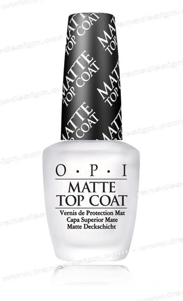 OPI Treatment - Matte Top Coat