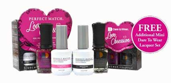 LeChat Perfect Mach - Love Obsession Set 6/Pack