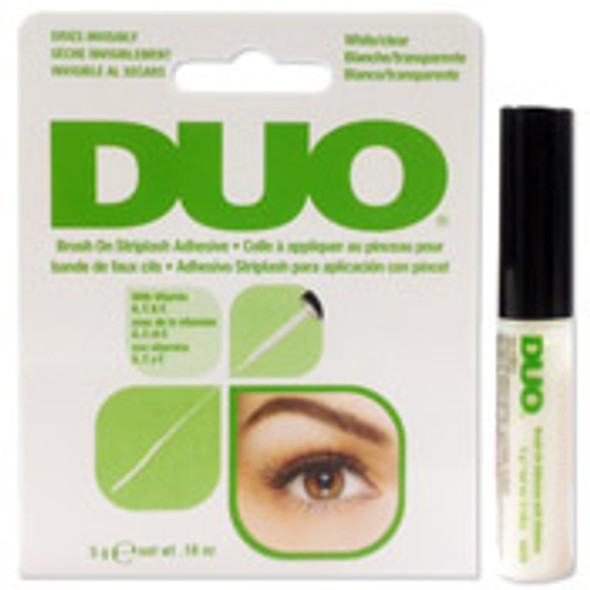 DUO - Brush On Striplash Adhesive 0.18oz