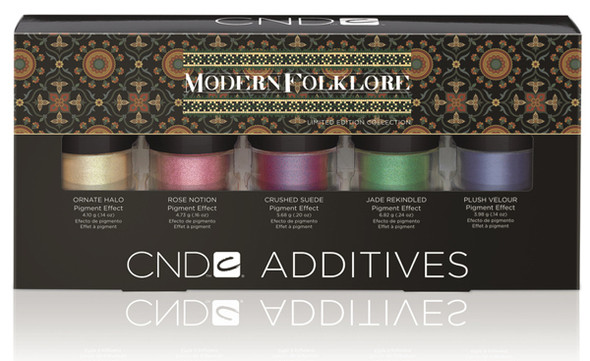CND ADDITIVES Modern Folklore Collection 5/Pack *