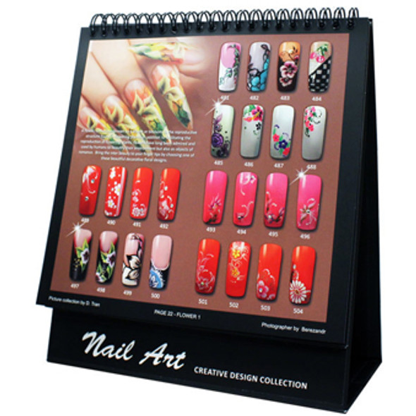 1200 Samples Nail Art Design
