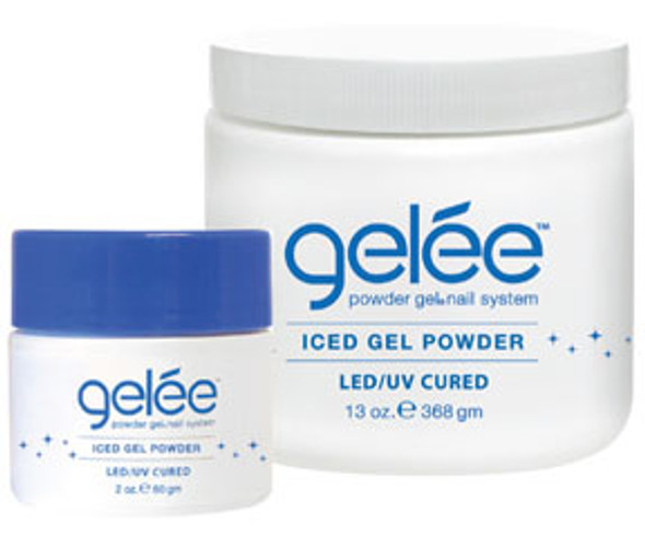 LeChat Gelee - LED/UV Iced Gel Powder 2oz