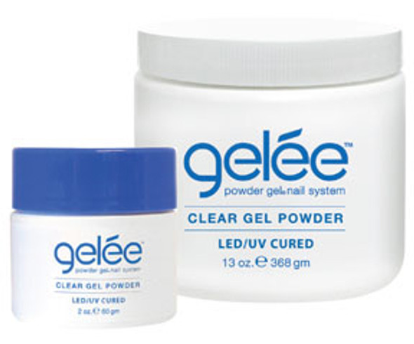 LeChat Gelee - Clear Gel Powder LED/UV 13oz. *