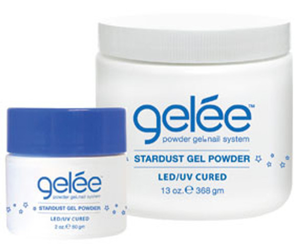 LeChat Gelee - LED/UV Stardust Gel Powder 13oz. *