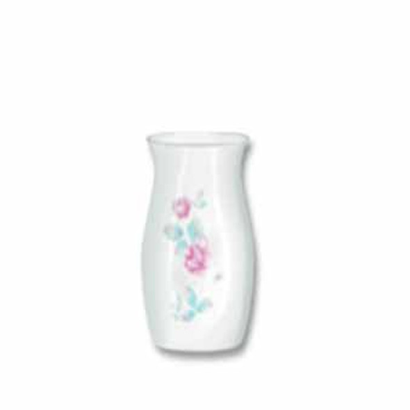 PORCELAIN-Flower Utilities Holder 6oz. *