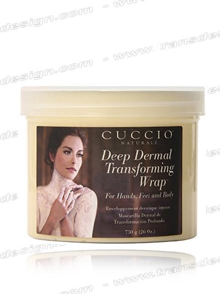 Cuccio - Deep Dermal Transforming Wrap 26oz