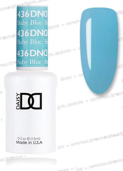 DND Gel Duo - Baby Blue