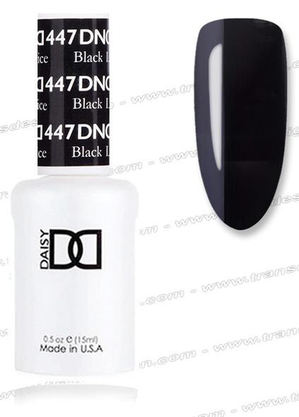 DND Gel Duo - Black Licorice