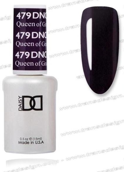 DND Gel Duo - Queen of Grape