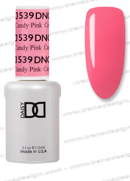 DND Gel Duo - Candy Pink
