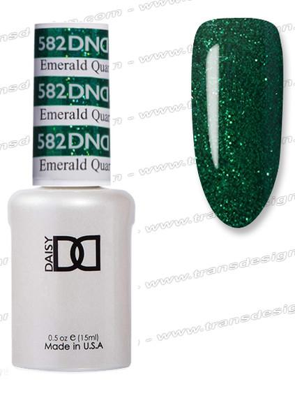 DND Gel Duo - Emerald Quartz