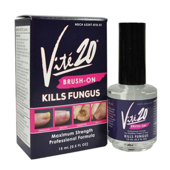 VITE20 - Kills Fungus Brush-On 0.5oz