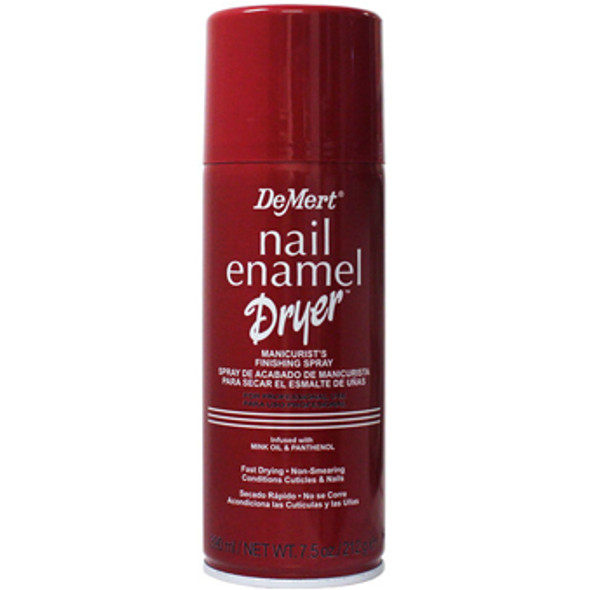 DeMert - Nail Enamel Dryer 7.5oz