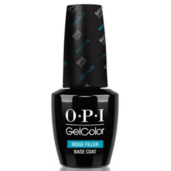 OPI GelColor - Ridge Filler Base Coat 0.5oz.