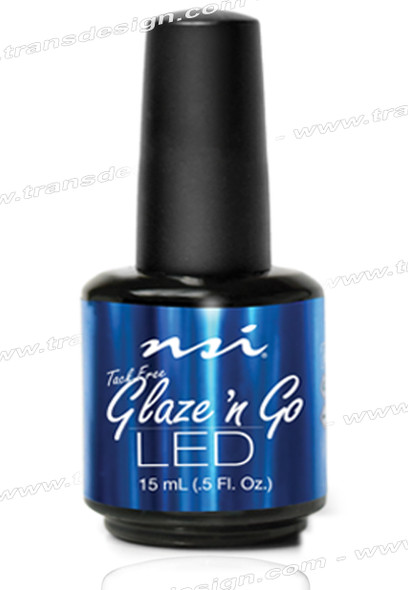 NSI Glaze'n Go LED Gel Sealant 0.5oz.
