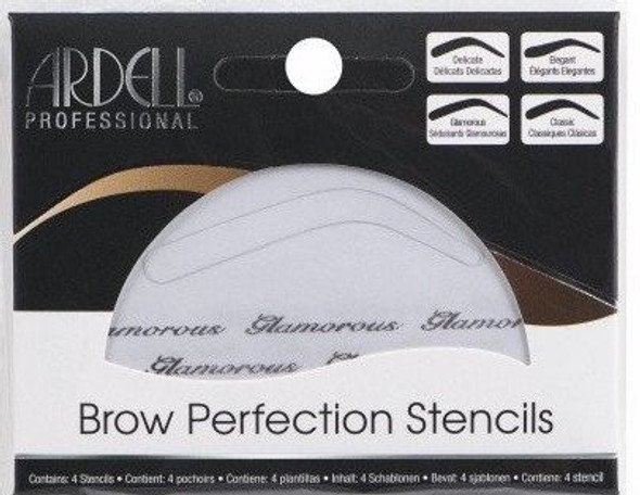 ARDELL - Brow Perfection Stencils.
