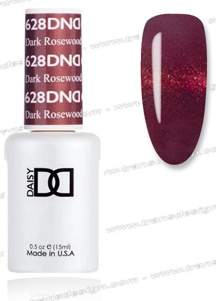 DND Gel Duo - Dark Rosewood