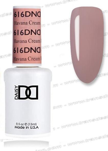 DND Gel - Havana Cream