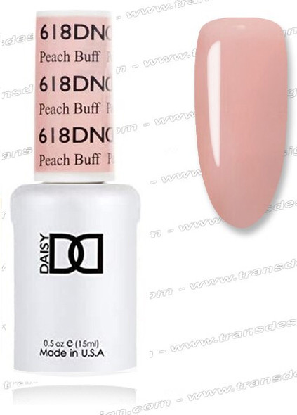 DND Gel Duo - Peach Buff