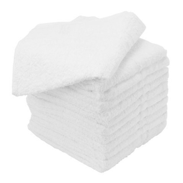 "ALLURE29-TOWEL White 16""x29"""