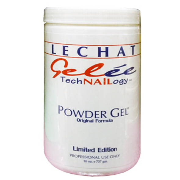 LECHAT POWDER - Clear Gel  Original Formula 26oz.