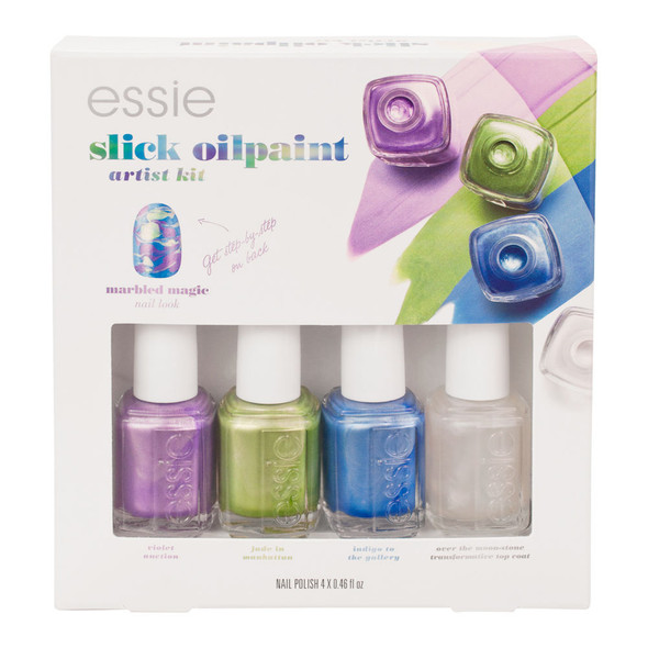 Essie - Slick Oilpaint Artist 4/kit.
