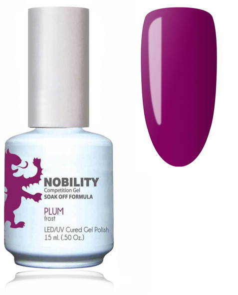LECHAT NOBILITY - Gel and Polish Duo - Plum