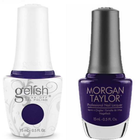 GELISH/MORGAN TAYLOR Two Of A Kind - Ole My Way 0.5oz. 2/Pack*