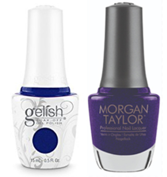 GELISH/MORGAN TAYLOR Two Of A Kind - Best Face Forward 0.5oz. 2/Pack*
