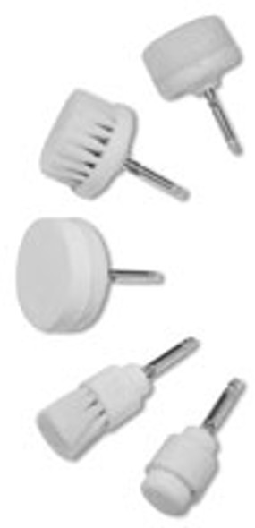 Replacement Massage Brushes 5/Set