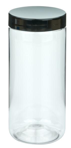 EMPTY JAR - Crystal Clear 12oz.