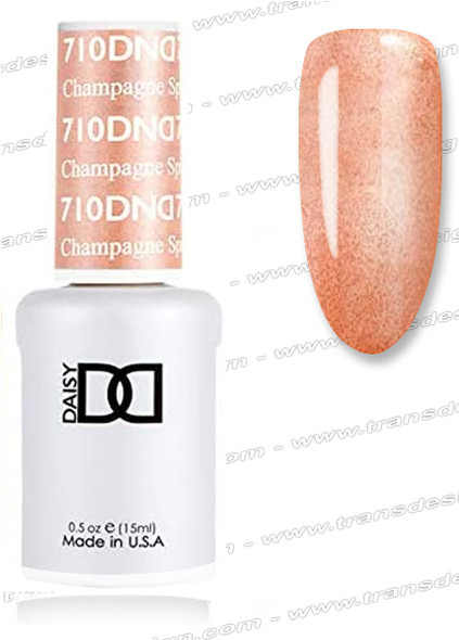 DND Gel Duo - Champagne Sparkles