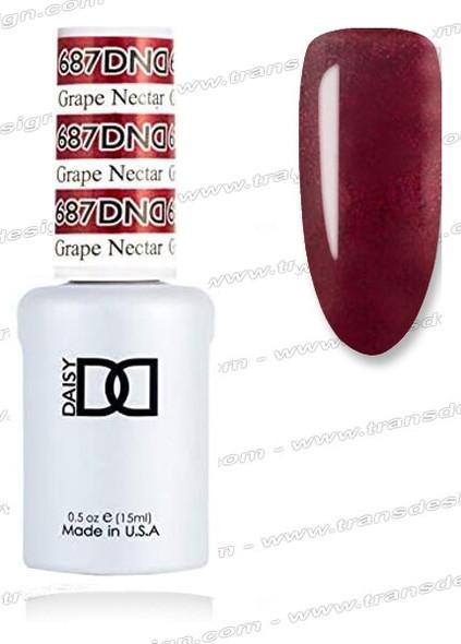 DND Gel Duo - Grape Nectar