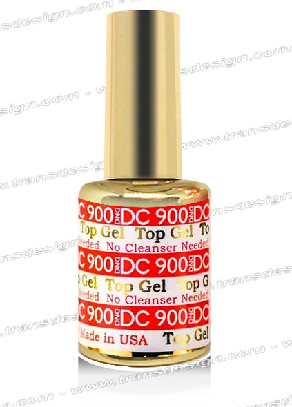 DND-DC Top Gel | No Cleanser Needed 0.6oz.