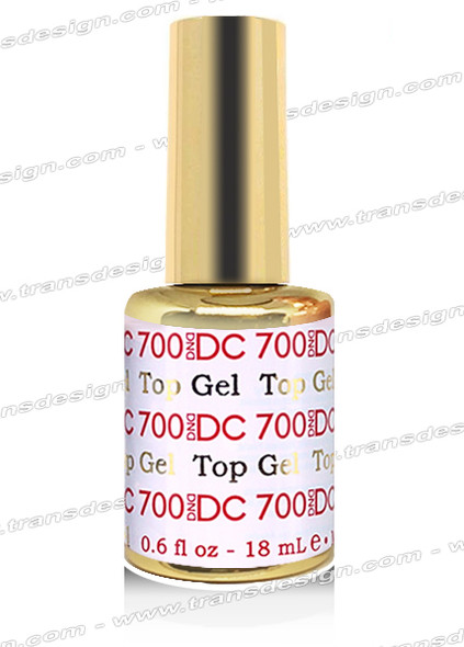 DND DC - Top Gel 0.6oz.