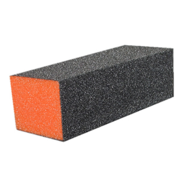 DIXON Orange Buffer 100/180 Black Grit 3-Way