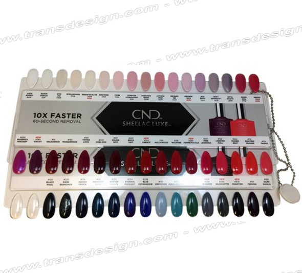 CND SHELLAC Luxe - Painted 65 Color Sampler