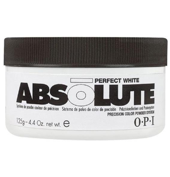 OPI Absolute - Perfect White Powder 4.4oz. #04484 *
