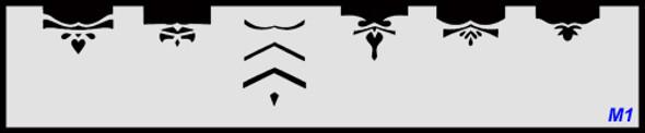Stencil French M1