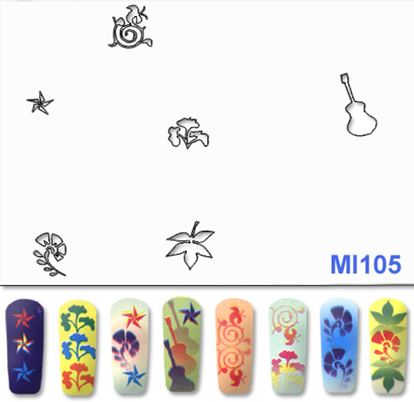 Stencil MI105