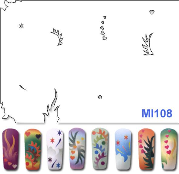 Stencil MI108