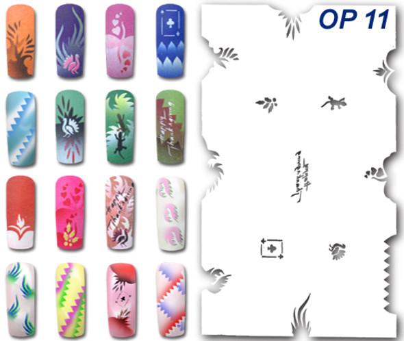 Stencil OP-11