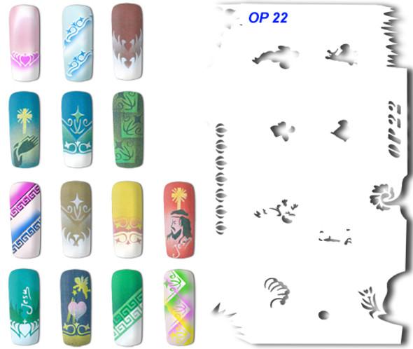 Stencil OP-22