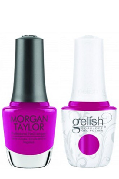 GELISH/MORGAN TAYLOR Two Of A Kind - Tickle My Keys 0.5oz. 2/Pack*